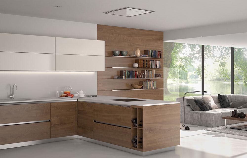 Render 3d de muebles de cocina de dise o estudibasic for Diseno cocinas en u