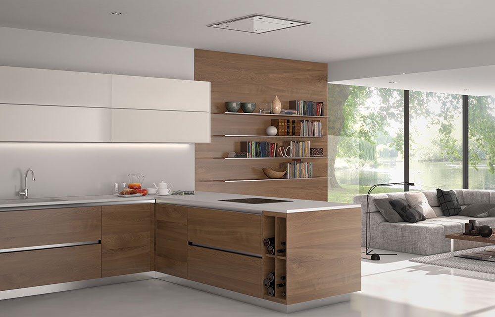 render 3d de muebles de cocina de dise o estudibasic