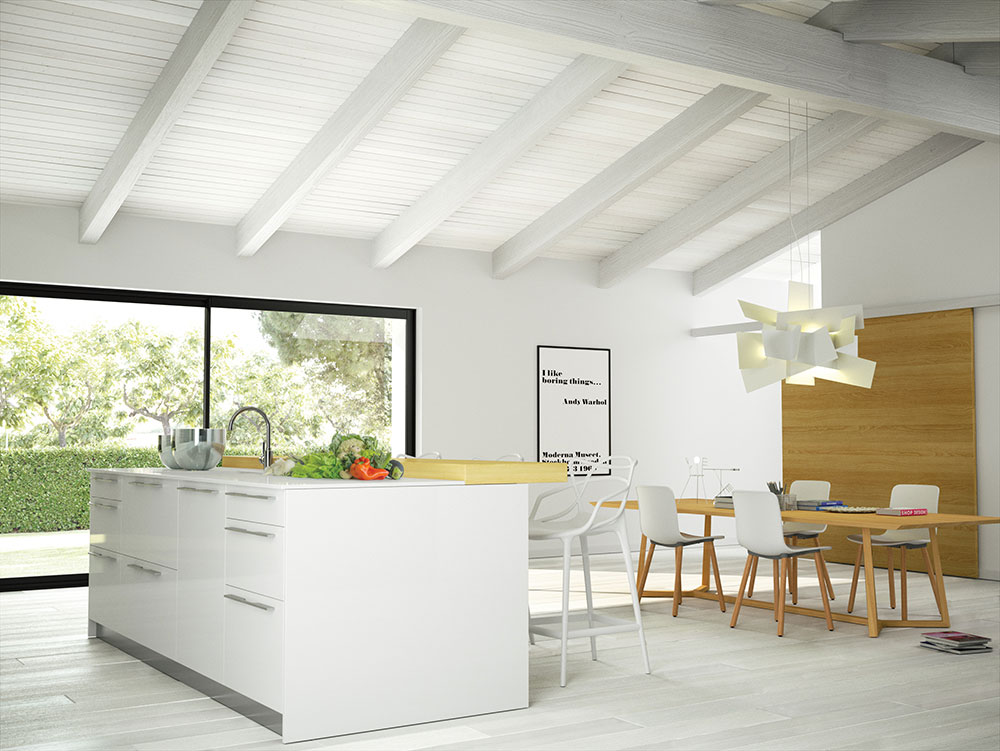 Render 3D de muebles de cocina de diseño ⋆ estudibasic