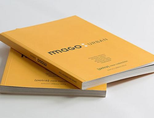 Diseño gráfico de catálogos de mobiliario urbano
