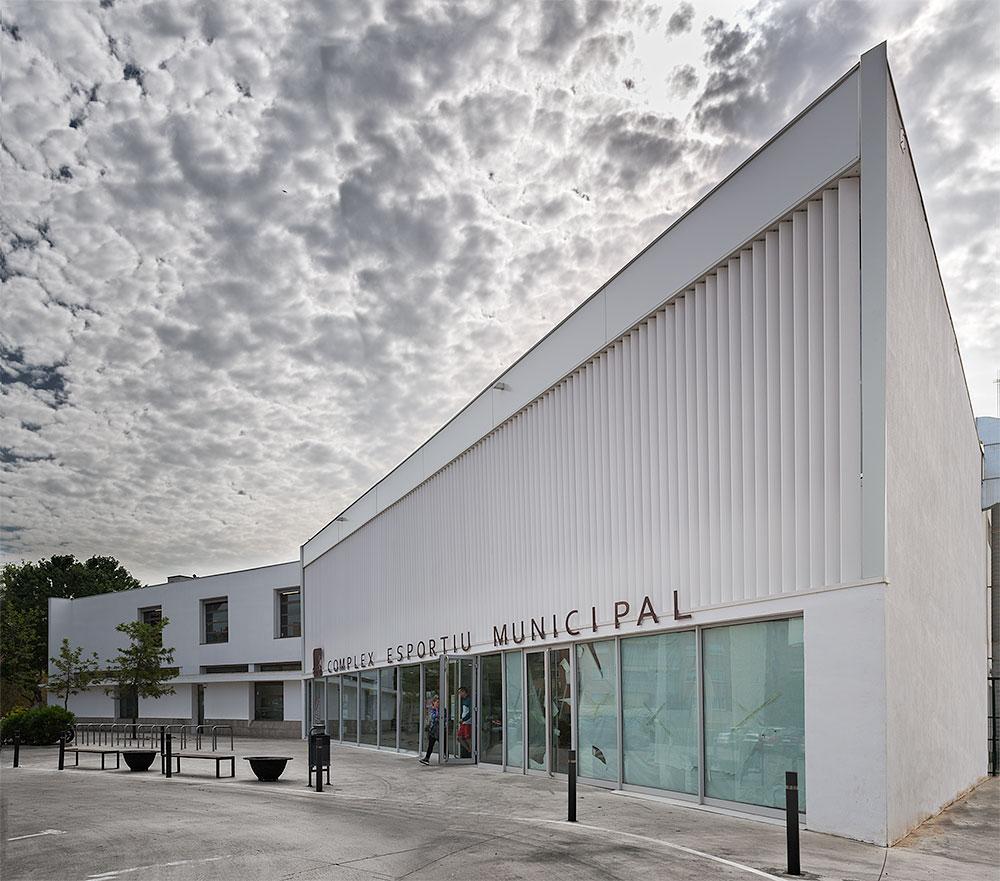 Fotograf a estudibasic - Arquitectura barcelona ...