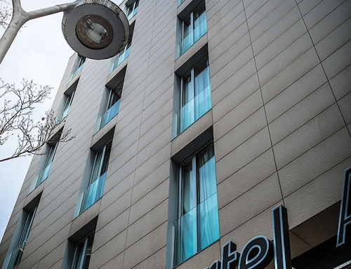 Fotógrafo de hoteles en la ciudad de Barcelona
