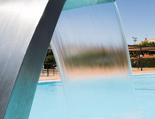 Fotógrafo profesional de piscinas y spa