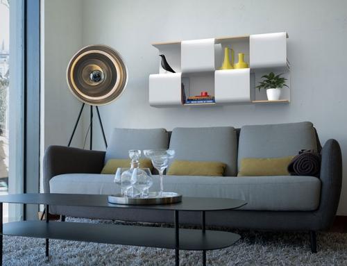 Fotomontaje 3D de muebles en fotografía real
