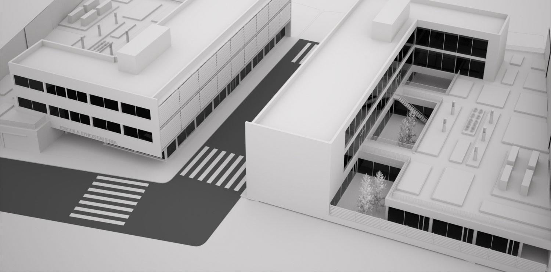 Maquetas virtuales 3D de arquitectura y producto