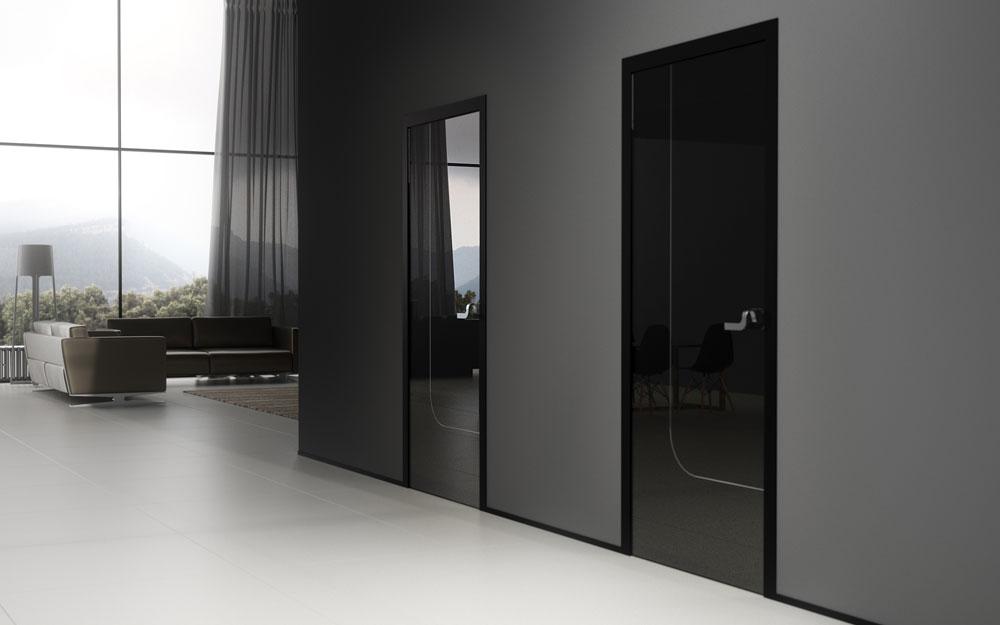 Renders interiores de casas de dise o contempor neo for Diseno de oficinas contemporaneas