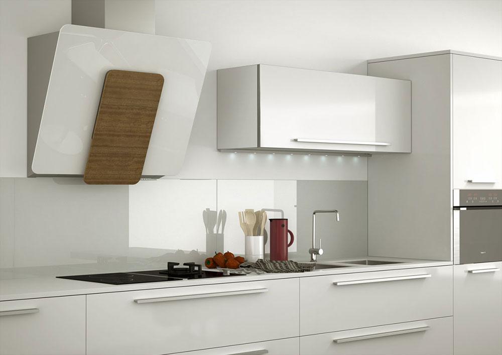 Renders 3d de campanas de cocina estudibasic - Campana de la cocina ...