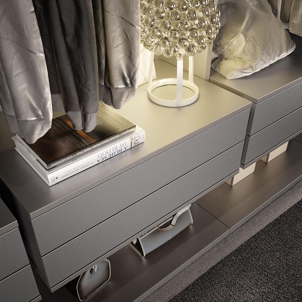 Renders de habitaciones para armarios 3D
