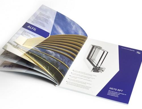 Diseño de catálogos de arquitectura