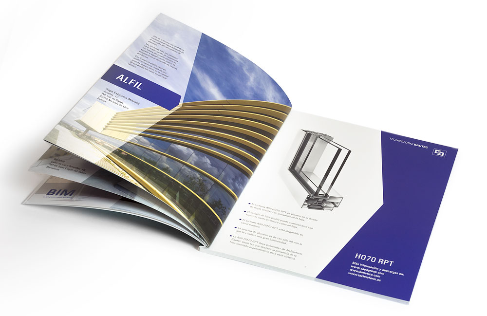 Dise o de cat logos de arquitectura estudibasic for Modelo de catalogo de productos