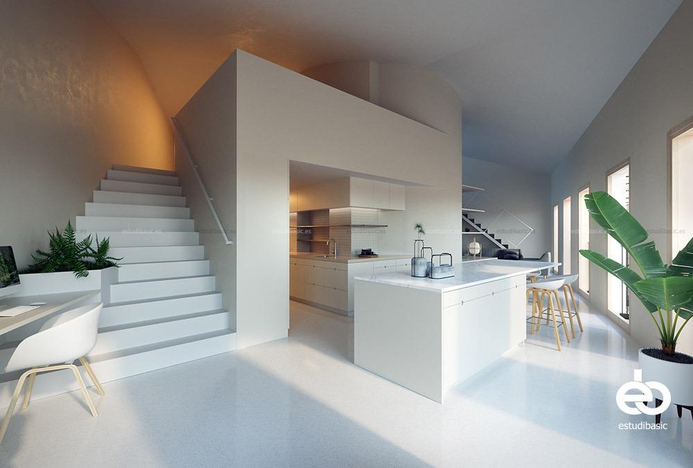 estudibasic-render-3d-Loft