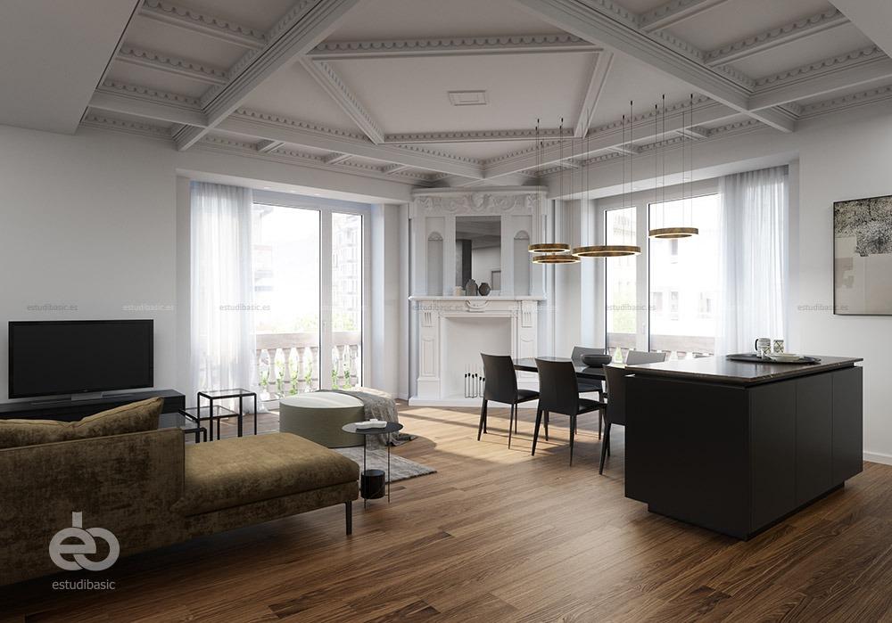 estudibasic-render-3d-apartamentos