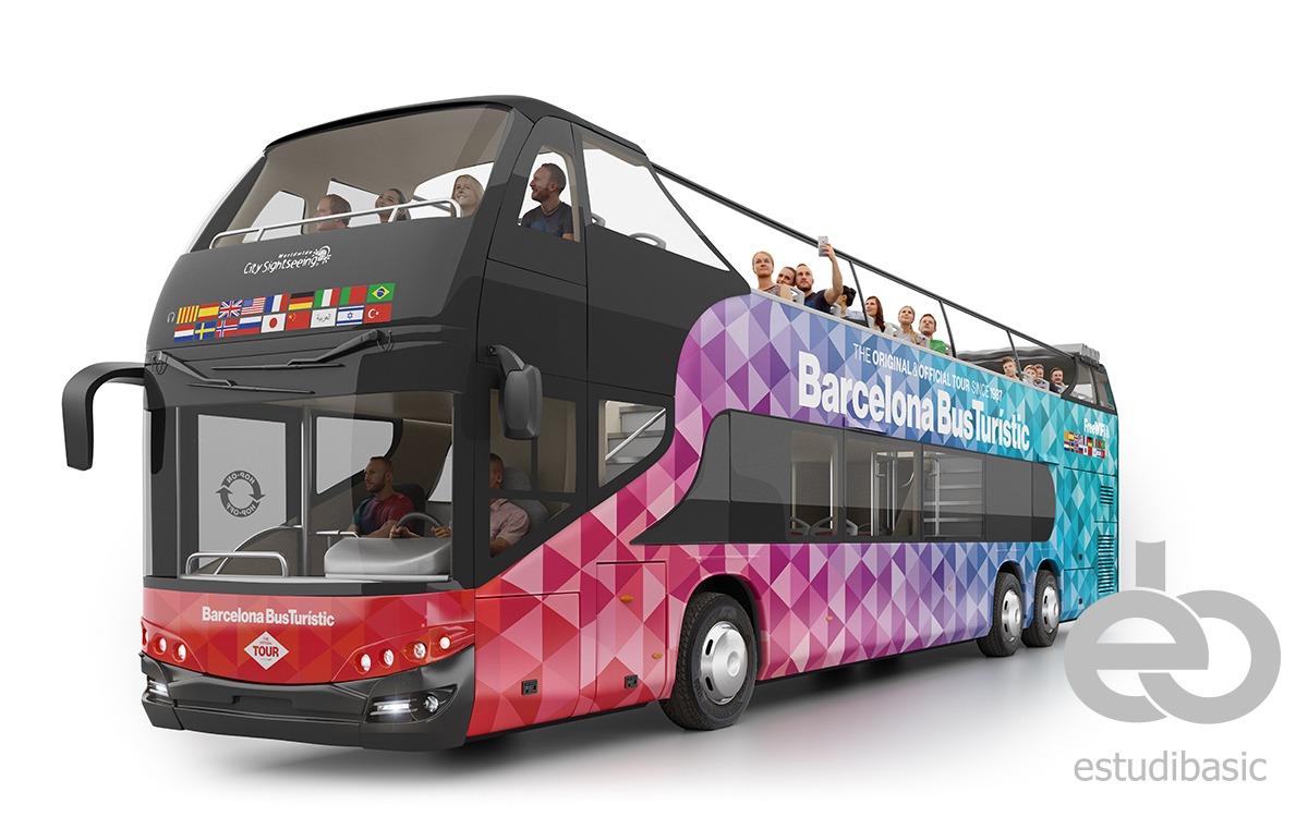 estudibasic-modelado-3d-bus-turistico-barcelona