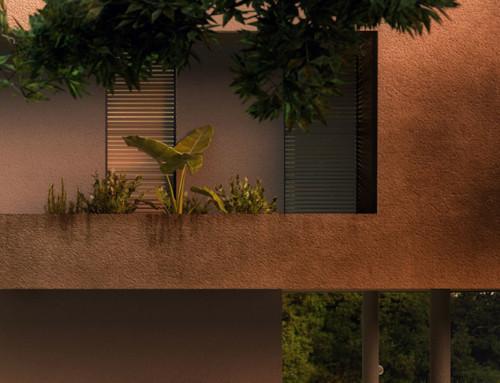 Renders de arquitectura 3D para visualización de proyectos